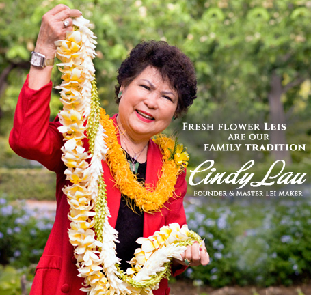 Fresh flower leis are a family tradition. ALOHA! We are a full service lei store offering a large variety of fresh Hawaiian leis.