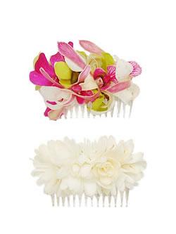 Orchid Comb,  Lei Shop