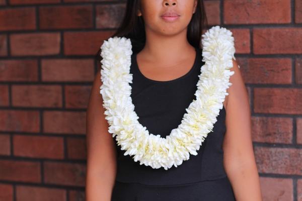 Triple Ginger  Leis, Hawaiian leis