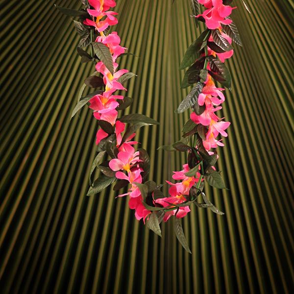Everlasting Maile Pink Plumeria | Everlasting (Artificial)