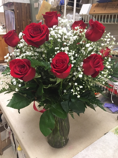 LONG STEM ROSE Bouquet - CALL TO ORDER | Valentines Day
