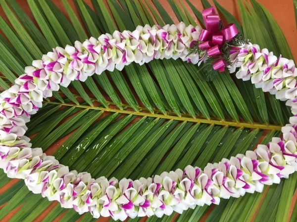 Mauli Hiwa | Specialty Orchid Leis