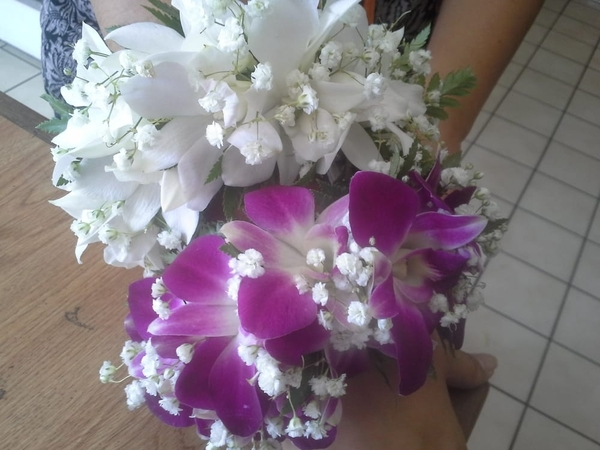 Orchid Wrist Corsage | Specialty Items