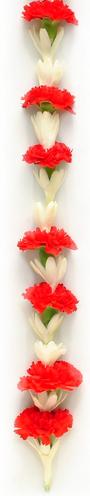 Single Tuberose & Carnation Mix | Cindy's Fragrant Leis