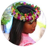 Image Haku (Flower Crown Lei)